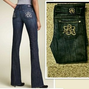Rock & Republic Kasandra jeans, gold RR